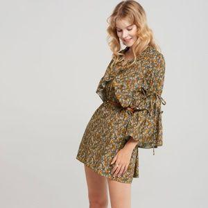 Storets - Angie Floral Print Dress